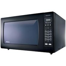 See Details - 2.2 Cu. Ft. Countertop Microwave Oven with Inverter Technology - Black - NN-SN942B