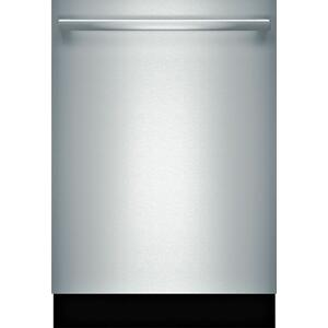 500 Series Dishwasher 24'' Stainless steel SHXM65Z55N Product Image