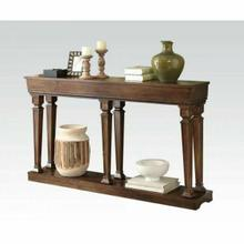 ACME Garrison Console Table - 97252 - Oak