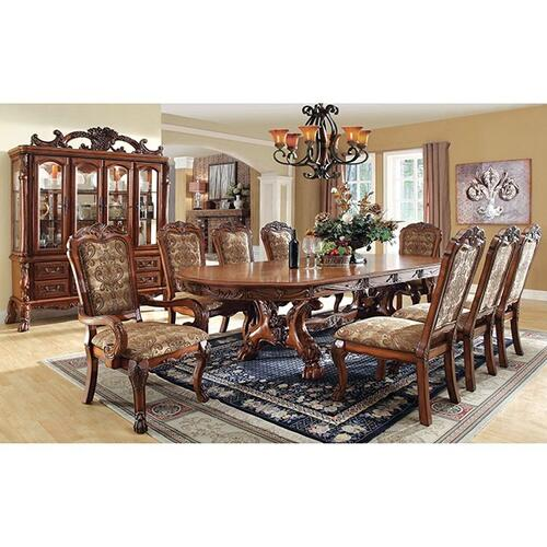 Medieve Formal Dining Table