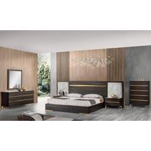See Details - Nova Domus Velondra - Modern Eucalypto + Marble Bedroom Set