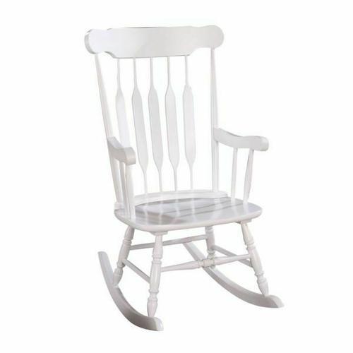 Acme Furniture Inc - ACME Kloris Rocking Chair - 59224 - White