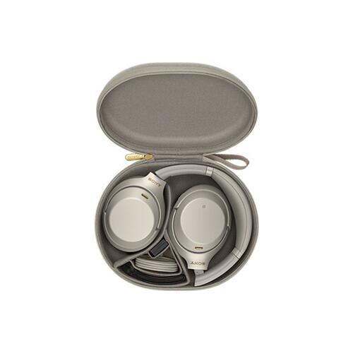 Gallery - Wireless Noise-Canceling Headphones - Silver