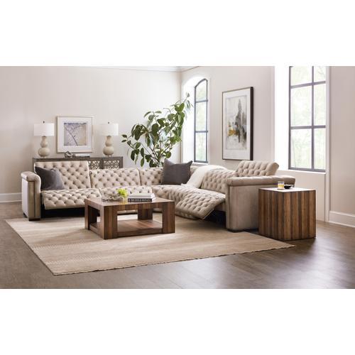Hooker Furniture - Savion Grandier 5-Piece Power HR Sectional w/2 Power Recline