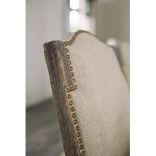 View Product - La Grange Kruschel Square Back Side Chair - 2 per carton/price ea