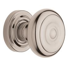 Polished Nickel with Lifetime Finish 5005 Estate Knob