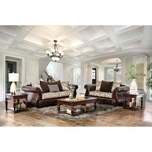 Furniture of America - Alessio Love Seat