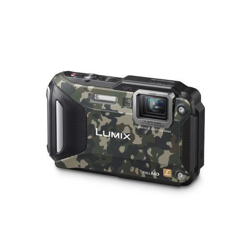 LUMIX WiFi Enabled Tough Adventure Camera DMC-TS6Z