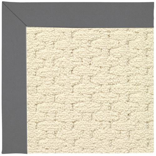 Creative Concepts-Sugar Mtn. Canvas Charcoal Machine Tufted Rugs