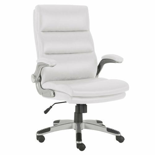 Parker House - DC#317-WH - DESK CHAIR Fabric Desk Chair