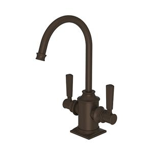 Weathered Copper - Living Hot & Cold Water Dispenser