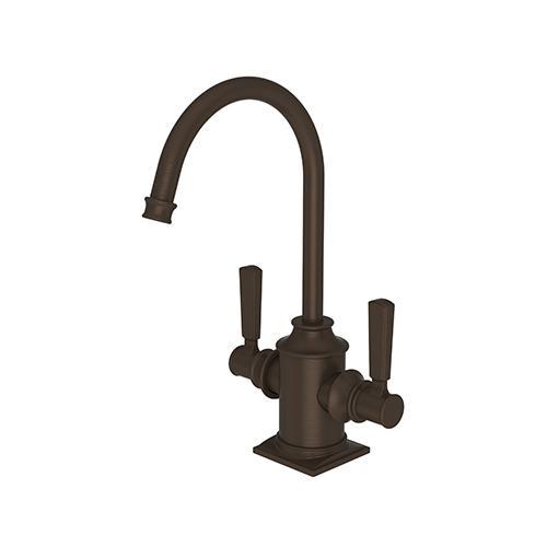 Newport Brass - Weathered Copper - Living Hot & Cold Water Dispenser