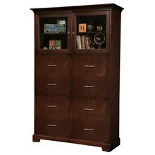 HS50K Custom Home Storage Cabinet