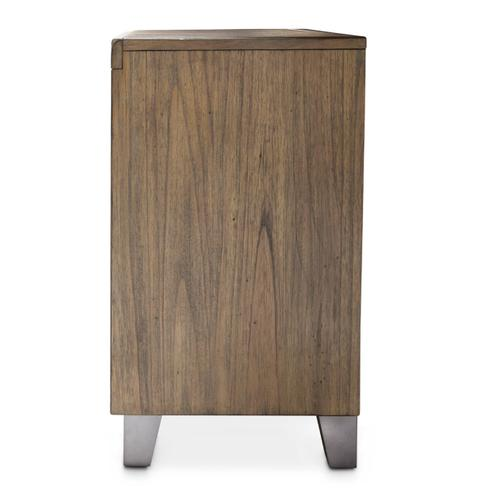 Accent Cabinet-night Stand-end Table 1 Drawer