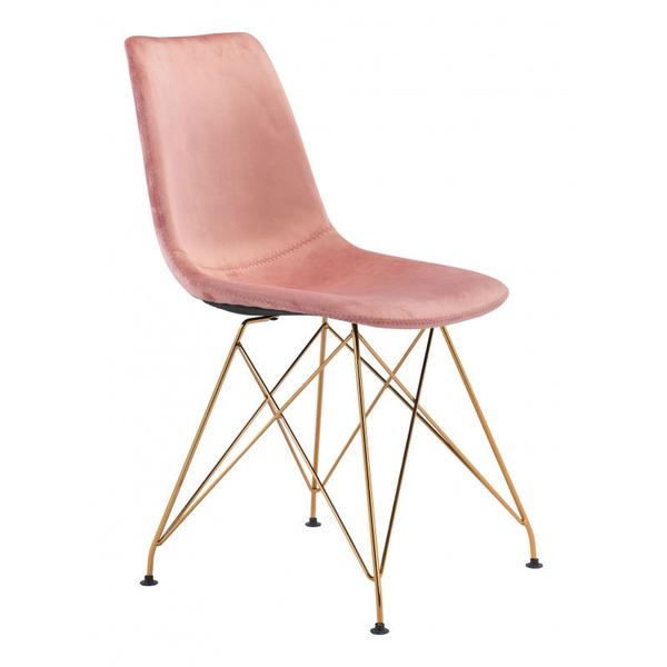 Parker Dining Chair Pink