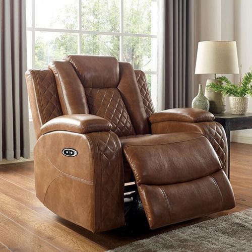 Furniture of America - Alexia Power Recliner