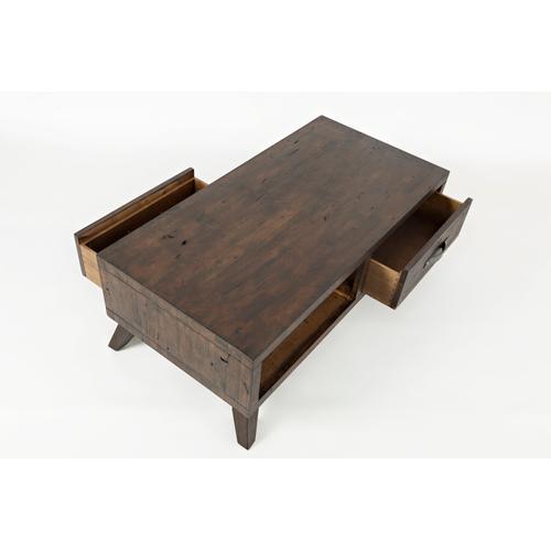 Sumatra Modern Cocktail Table
