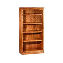Forest Designs Traditional Bookcase: 30W X 60H X 13D - 48h