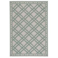 "Finesse-Bamboo Trellis Spa - Rectangle - 3'11"" x 5'6"""
