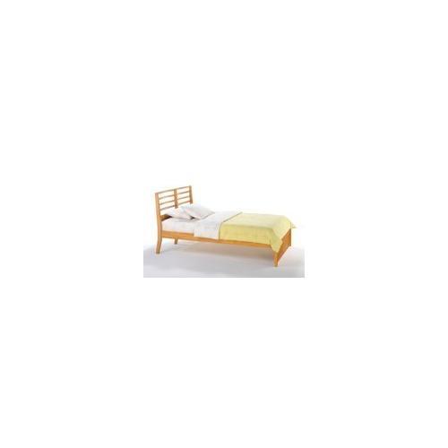 Night and Day Furniture - Jasmine Bed in Medium Oak Finish