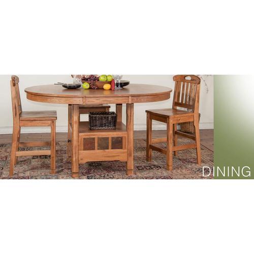 Sunny Designs - Sedona Oval Family Table