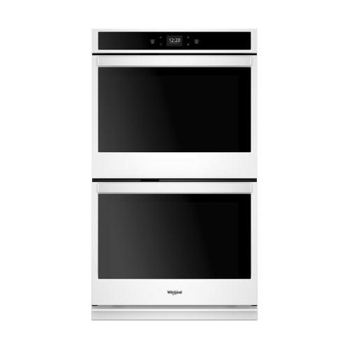 Product Image - 8.6 cu. ft. Smart Double Wall Oven with Touchscreen
