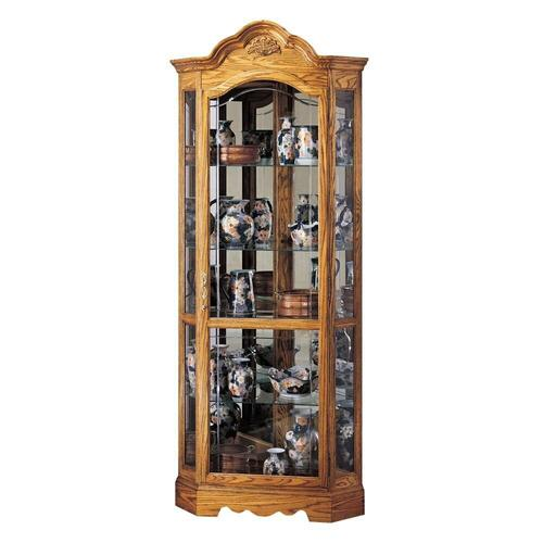 Howard Miller Wilshire Curio Cabinet 680207