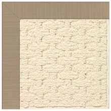 "Creative Concepts-Sugar Mtn. Dupione Sand - Rectangle - 24"" x 36"""