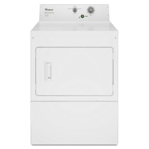 Whirlpool Commercial - Commercial Gas Super-Capacity Dryer, Non-Coin