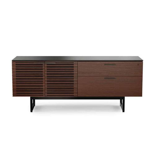 Credenza 6529 in Chocolate Stained Walnut