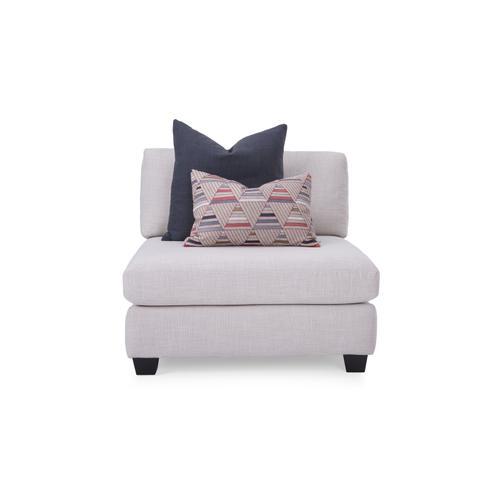 2875-23 Armless Chair
