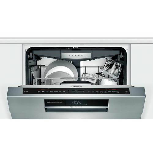 800 Series Dishwasher 24'' Stainless steel, XXL SHEM78ZH5N