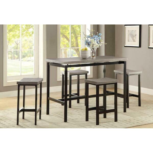 Five-piece Counter-height Dining Set
