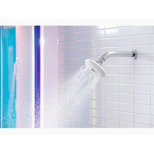 Vibrant Brushed Nickel 2.0 Gpm Multifunction Showerhead With Katalyst Air-induction Technology