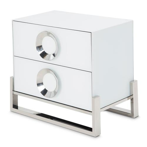 Amini - Accent Cabinet-night Stand-end Table Small