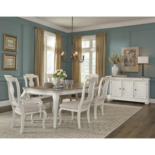 Lafayette Leg Table