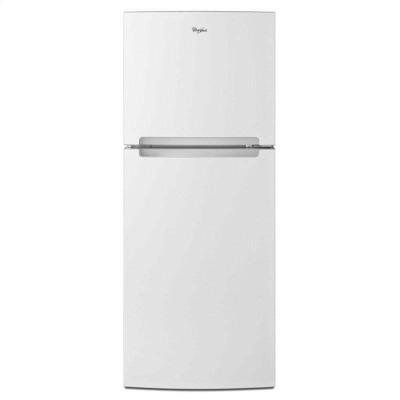 25-inch Wide Top Freezer Refrigerator - 11 cu. ft. White