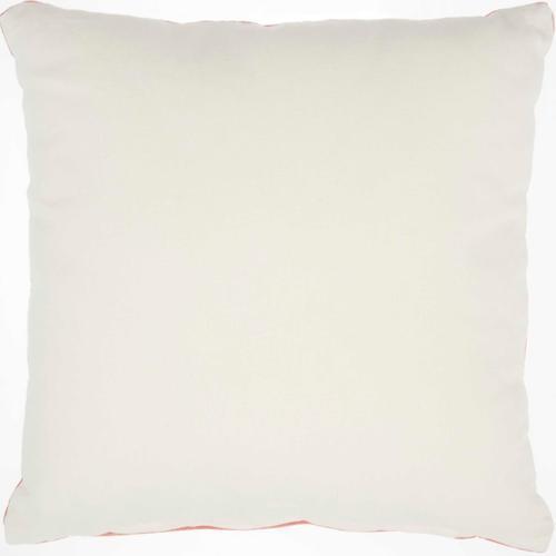 "Life Styles Ss900 Blush 16"" X 16"" Throw Pillow"