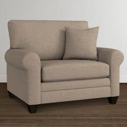 Carolina Sock Arm Chair and a Half