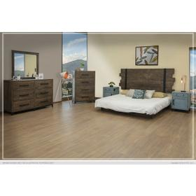 Urban Art 4 Pc. California King Bedroom Set