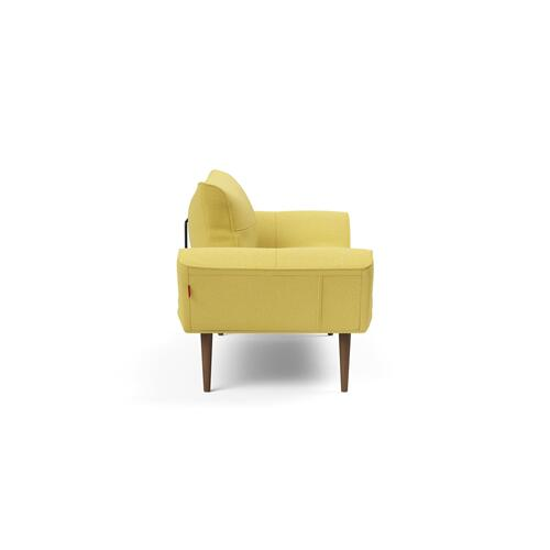 "Innovation Living - ZEAL SOFA SEAT & CUSHION, 31""X79""/STYLETTO HH LEGS & CUSHION INSERT"