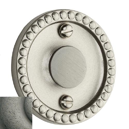 Baldwin - Distressed Antique Nickel 0405 Emergency Release Trim