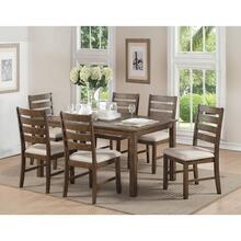 7PC PACK DINING SET