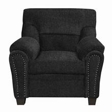 Clementine Casual Grey Chair