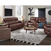 Double Reclining Loveseat with SoCozi Product Image
