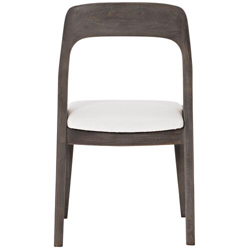 Bernhardt - Corfu Side Chair in Smoked Truffle