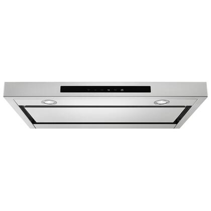 "36"" Low Profile Under-Cabinet Ventilation Hood Stainless Steel"