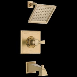Champagne Bronze Monitor ® 14 Series Tub & Shower Trim Product Image
