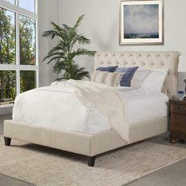 CAMERON - DOWNY Queen Bed