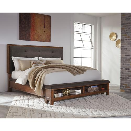 Ralene Queen Storage Bedframe